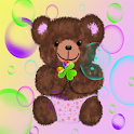 Go Launcher EX Cute Teddy Bear