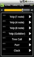 Screenshot of Sonic Turkey Lite