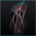 3D Harmonograph Live Wallpaper icon