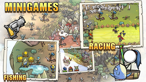 Cartoon Defense 4 1.1.7 screenshots 4