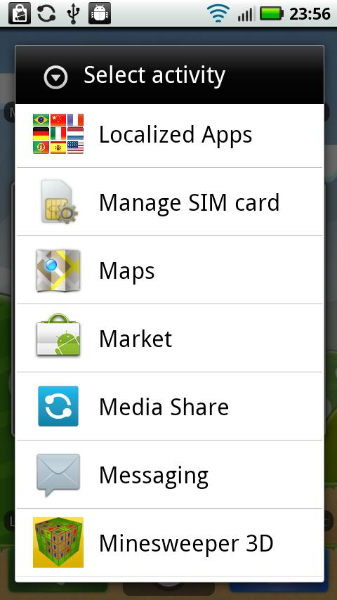 Localized Apps - screenshot