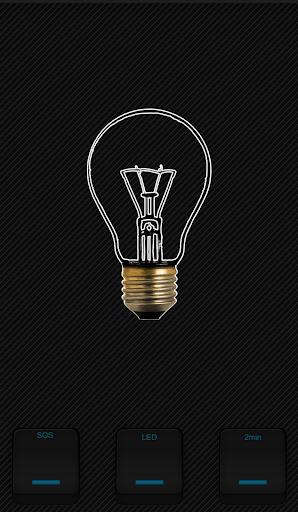 SOS + Flash Light