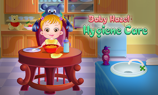 baby hazel day care games