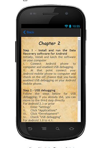 【免費生產應用App】Recover File From SD Card Tip-APP點子