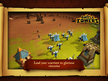 Battle Towers Screenshot 2