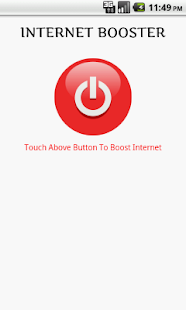 Internet Booster - screenshot thumbnail