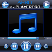 SKIN FOR PLAYERPRO AERO BLACK