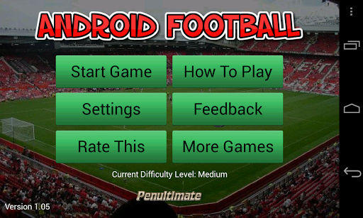Soccer for Android  screenshots 5