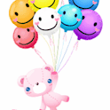 Smiles Balloons Live Wallpaper logo