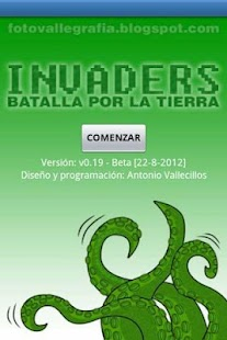 Invaders- screenshot thumbnail