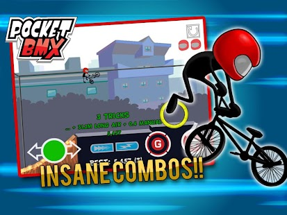Pocket BMX - screenshot thumbnail