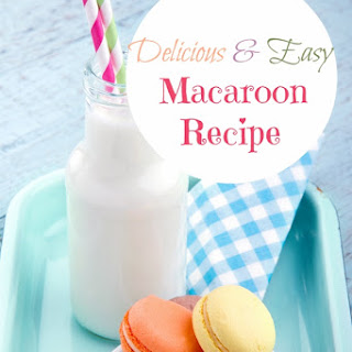 Easy Macaroon Cookie