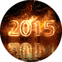 2015 Live Wallpaper icon