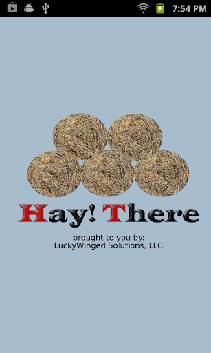 Hay There
