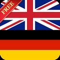 Offline English German Dictionary icon