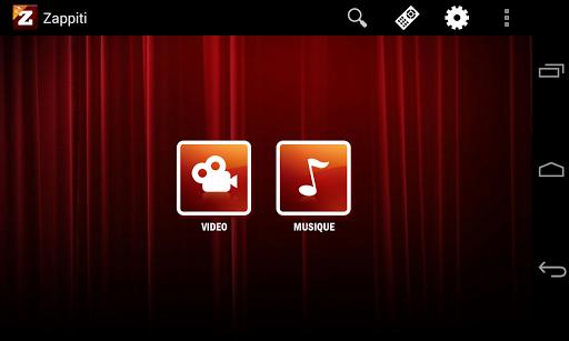 Zappiti Media Control Dune HD