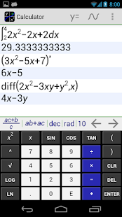 MathAlly Graphing Calculator +- screenshot thumbnail