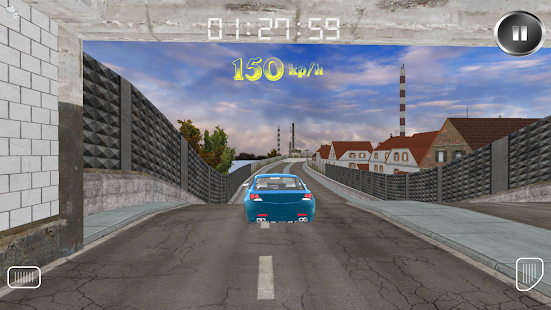 Real Island Car Racing Game - náhled