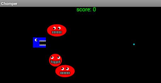 Chomper 1.0 screenshots 2
