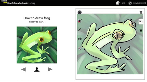 HowToDraw freshwater