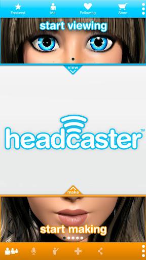 Headcaster