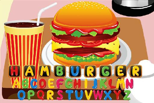 食品益智游戏