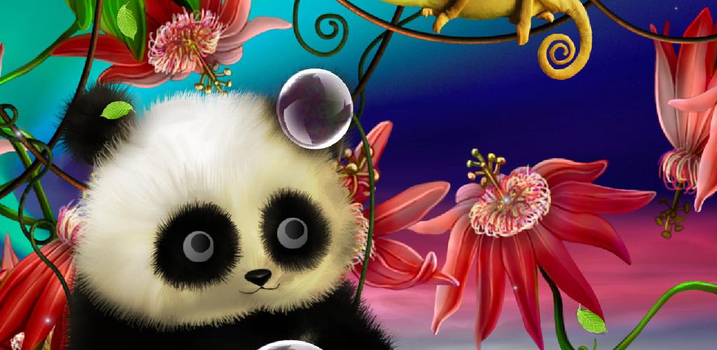 unduh Animated Panda Live Wallpaper APK versi terbaru ...