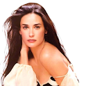 Demi Moore Live Wallpaper logo