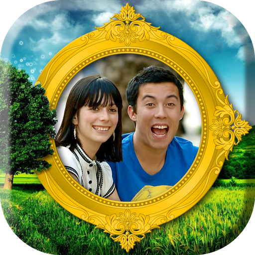 Scenery Photo Frames 攝影 App LOGO-硬是要APP