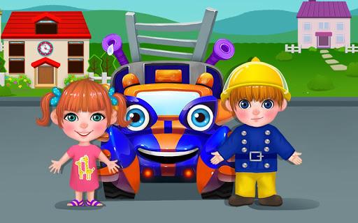 Fire Train! Babies Adventure 1.1 screenshots 14