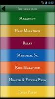 Screenshot of Memorial Marathon