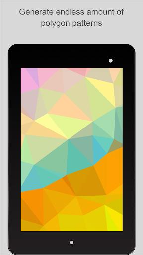 PolyGen - Create Polygon Art  screenshots 20