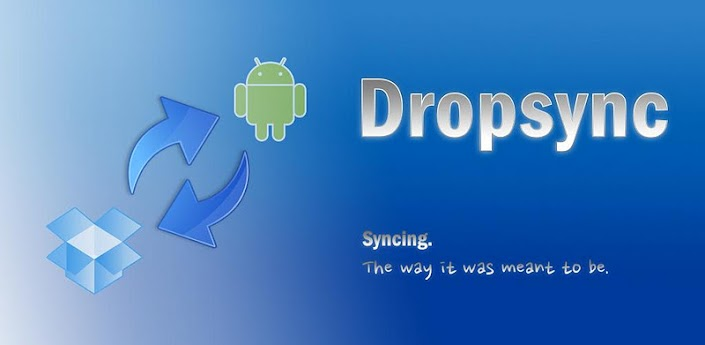 Dropbox para Android ya es una herramienta útil, pero DropSync le permite seleccionar una carpeta en la tarjeta SD y automáticamente tendrá una carpeta sincronizada con tu cuenta de Dropbox cada vez que se realiza un cambio para el teléfono, o en otro sistema.           Una vez instalado, se puede decir DropSync para sincronizar sus contenidos con otra carpeta en su cuenta de Dropbox o crear una nueva carpeta para la aplicación para sincronizar. Por defecto, la aplicación se sincroniza las carpetas de forma automática. La versión gratuita de la aplicación