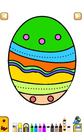 免費娛樂App|复活节蛋着色学习|阿達玩APP