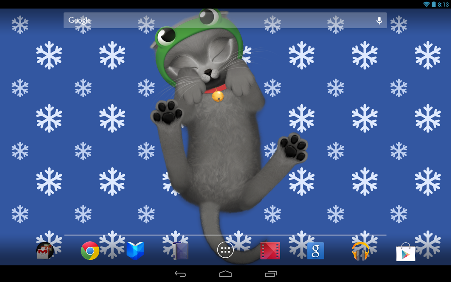 Kucing Lucu Wallpaper Hidup HD Apl Android Di Google Play