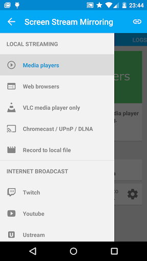Screen Stream Mirroring v2.3.3f [Patched]