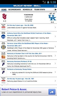 Kentucky Football & Basketball - screenshot thumbnail