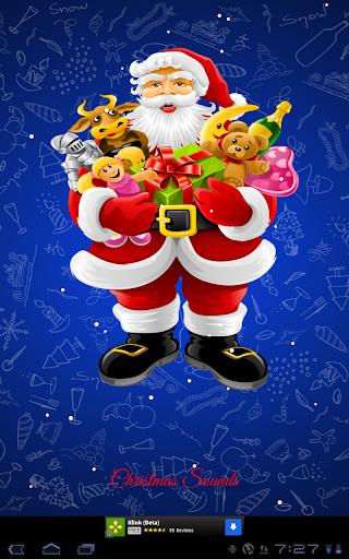Christmas Santa Sound Free