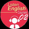 Listen English Courses 02 icon