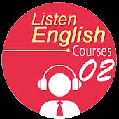 Listen English Courses 02