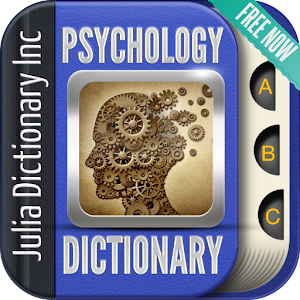 Psychology Dictionary 教育 App LOGO-硬是要APP