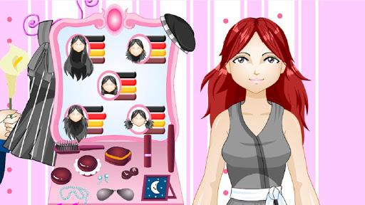 休閒必備免費app推薦|右の服の女の子をドレスアップします。線上免付費app下載|3C達人阿輝的APP