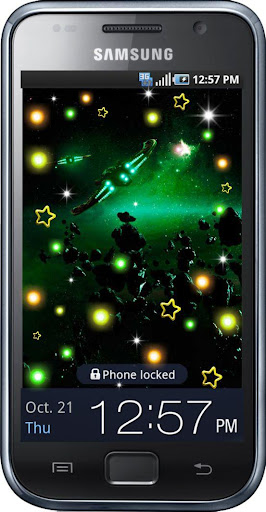 Galaxy Gallery live wallpaper