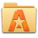ASTRO File Manager / Browser logo