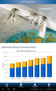 Steamship Mutual- screenshot thumbnail