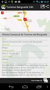 Bergueda 24 h tourist office- screenshot thumbnail