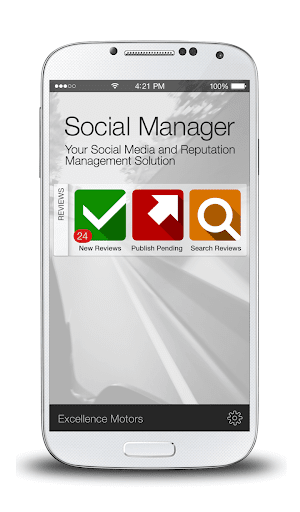 CDK Social Manager