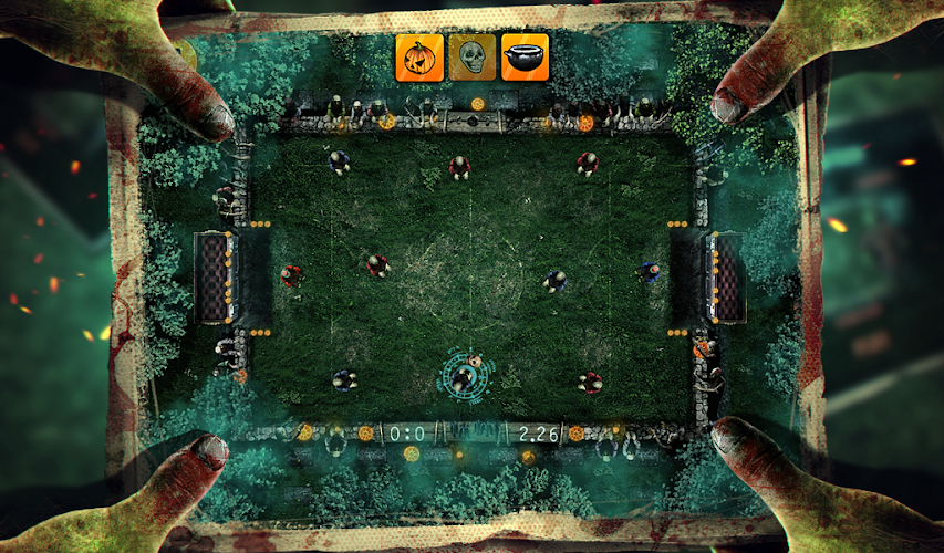 Deadly Soccer - screenshot