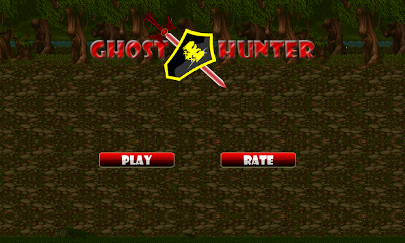 mrbuffalo: ghost hunter apk screenshot