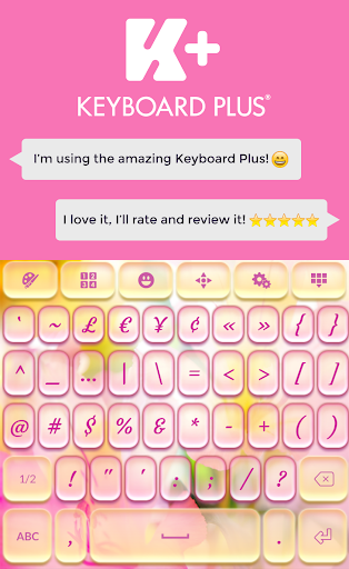 键盘充满活力|玩個人化App免費|玩APPs